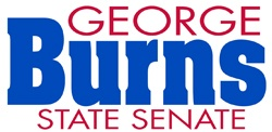 Vote George Burns